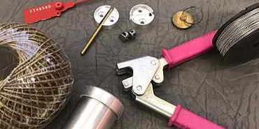 Пломбиры и пломбираторы для пластиковых, свинцовых пломб и